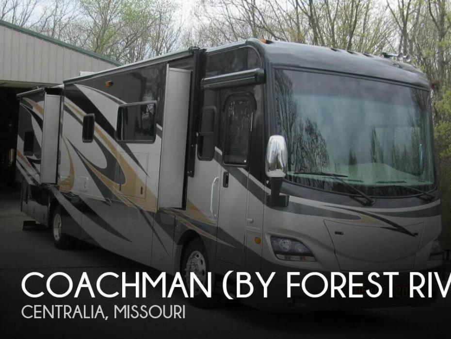 2012 Coachman (by Forest River) 406 QS