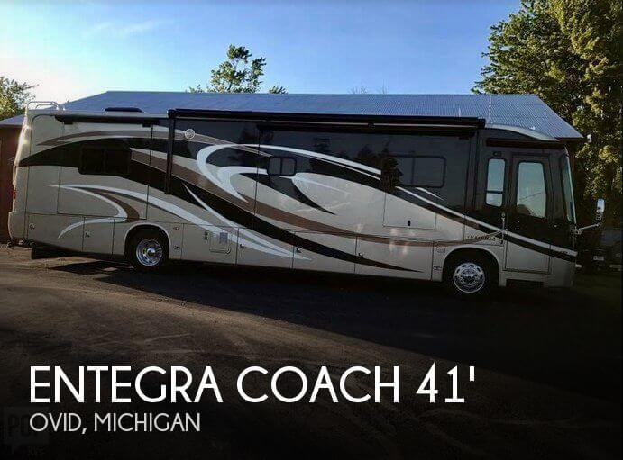 2011 Entegra Coach Entegra Coach 40 CKFL Insignia