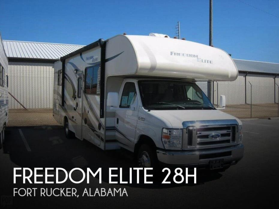 2015 Keystone Freedom Elite 28H