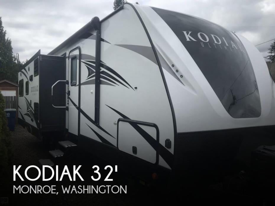 2018 Dutchmen Kodiak Ultimate 291RESL
