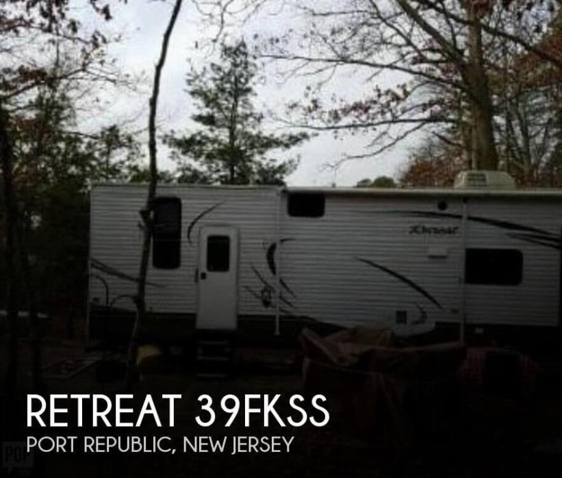2013 Keystone Retreat 39FKSS