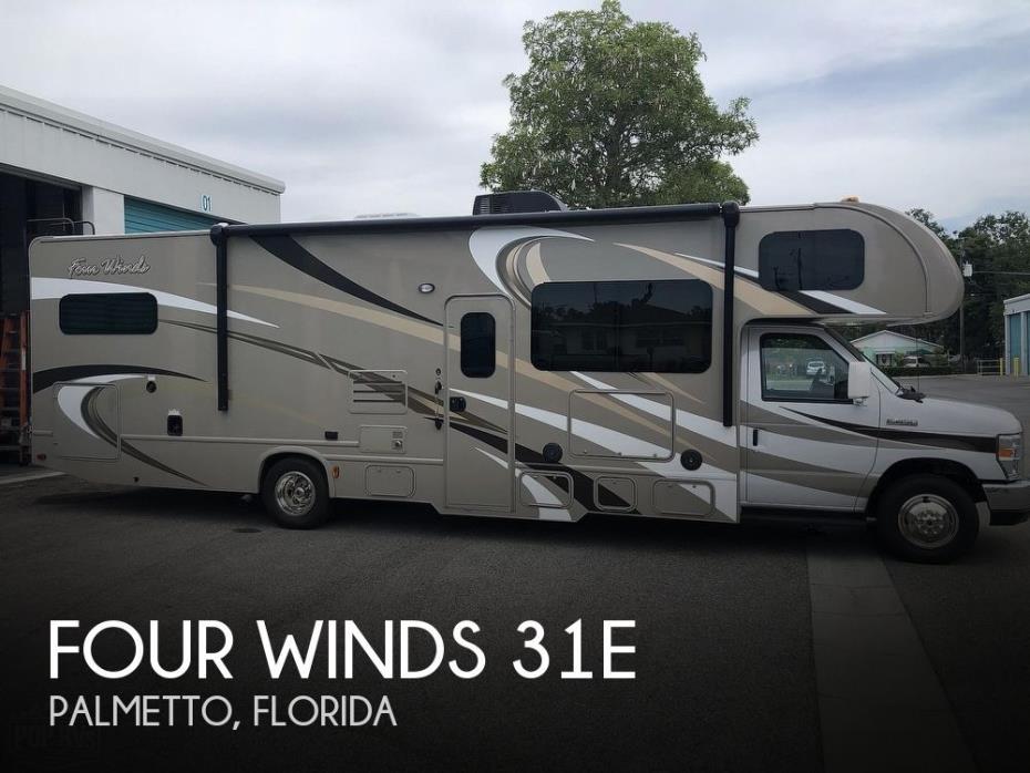 2016 Thor Motor Coach Four Winds 31E