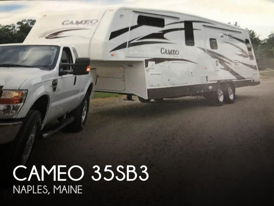 2010 Carriage Cameo 35SB3