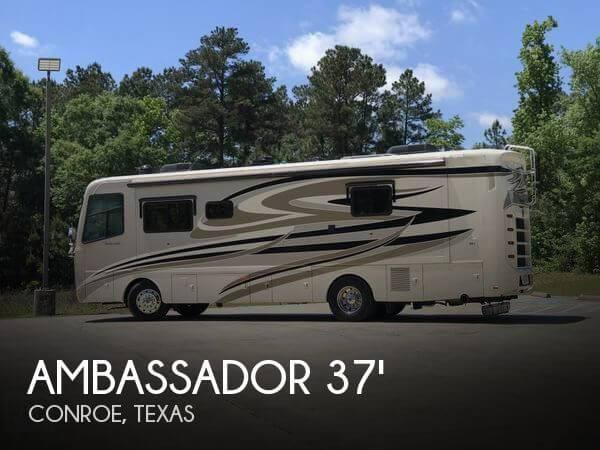 2012 Holiday Rambler Ambassador 36 PFT