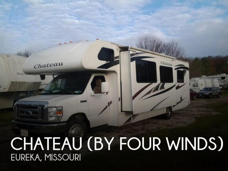 2011 Chateau (by Four Winds) 31K