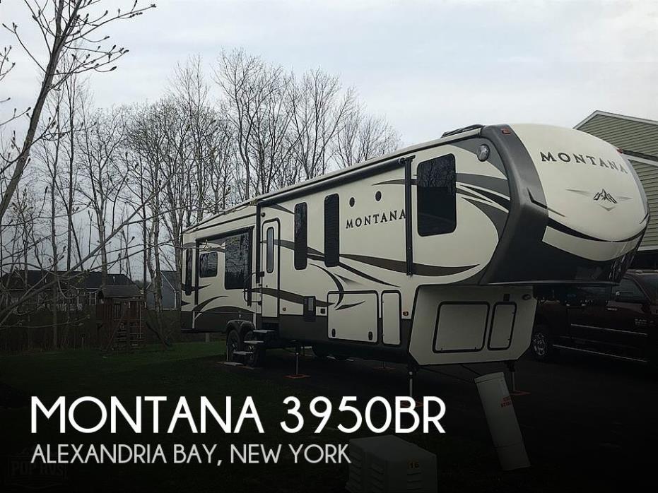 2016 Keystone Montana 3950BR