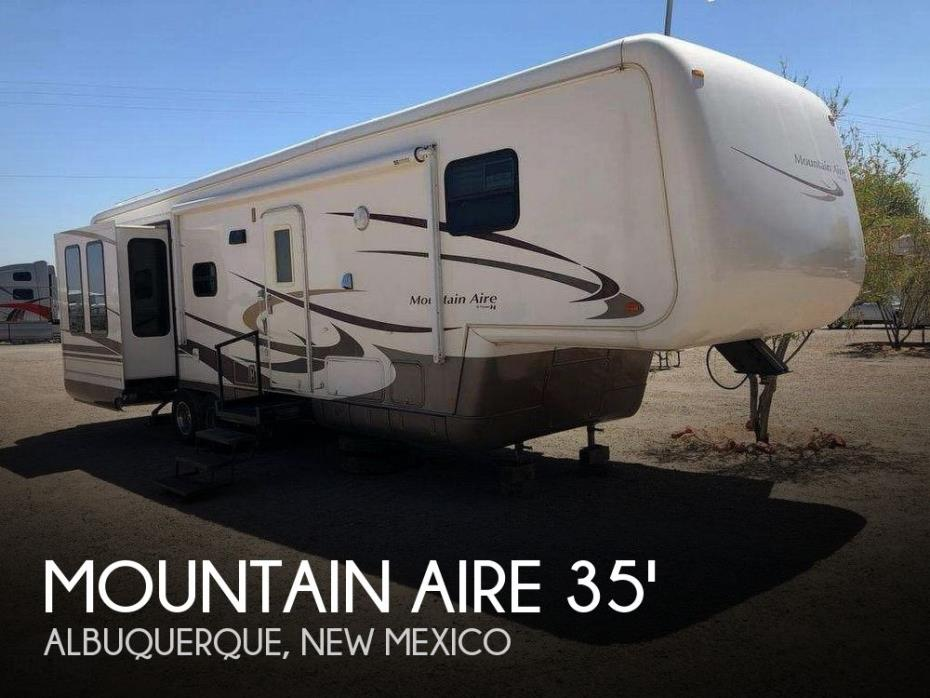 2003 Newmar Mountain Aire 35SKDS