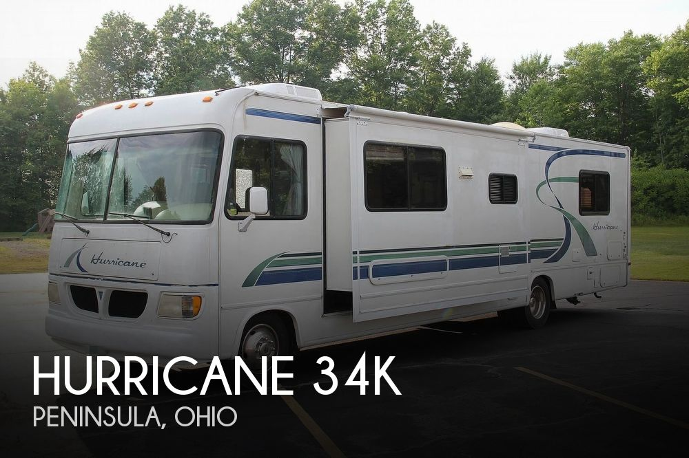 1999 Hurricane (By Four Winds) 34K