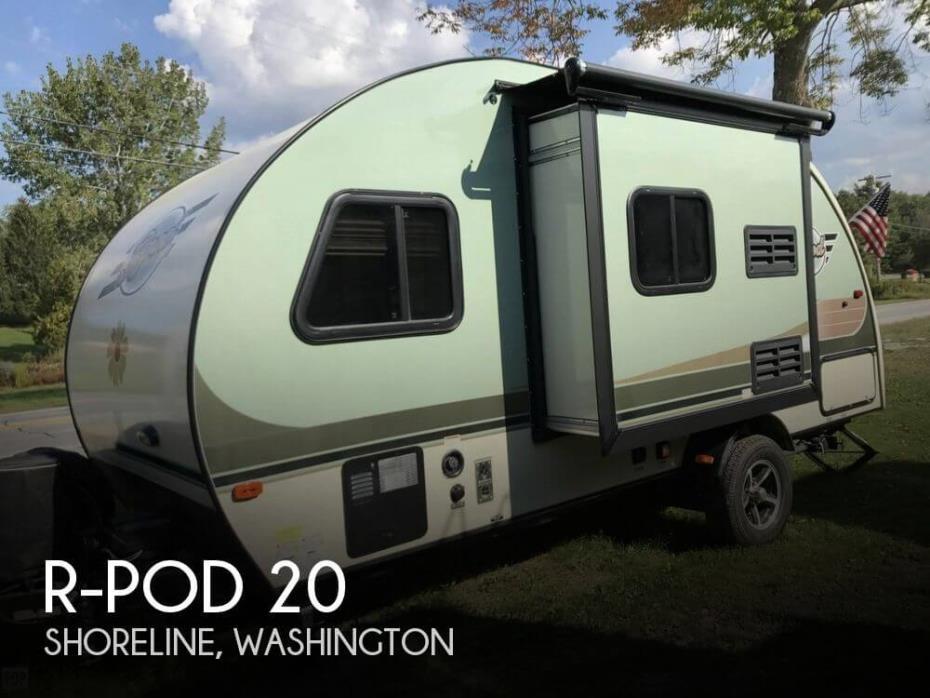 2016 Forest River R-Pod RP183G