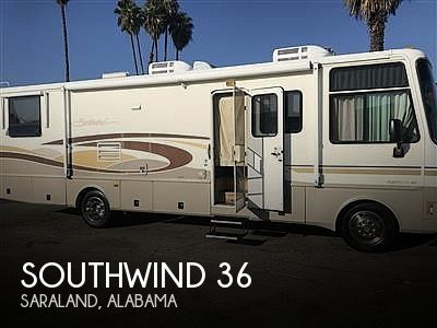 2000 Fleetwood Southwind 36