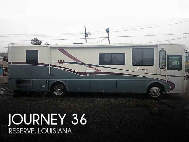 2000 Winnebago Journey 36M