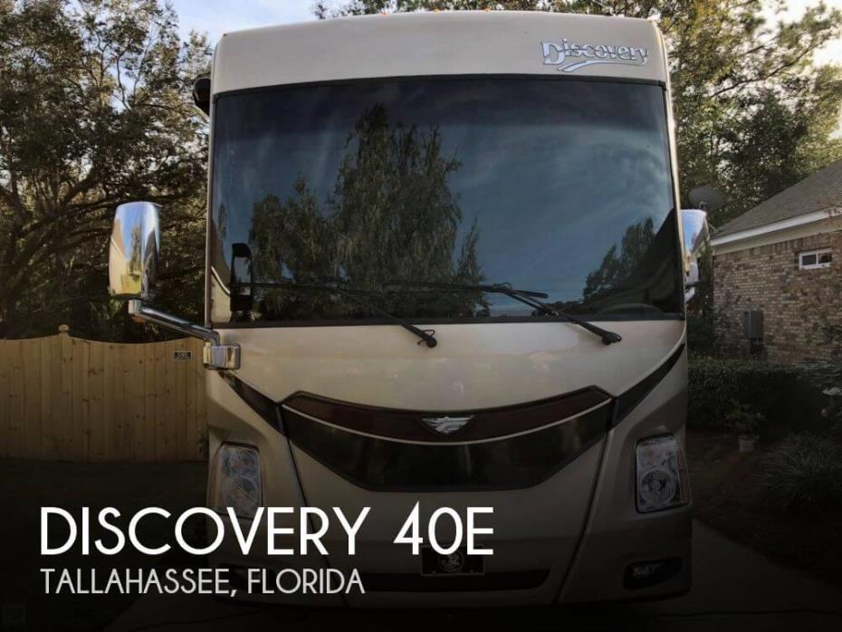 2016 Fleetwood Discovery 40E