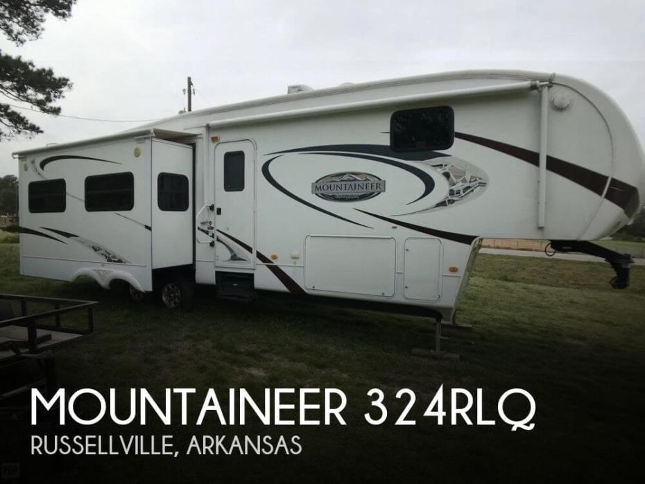 2010 Keystone Mountaineer 324RLQ