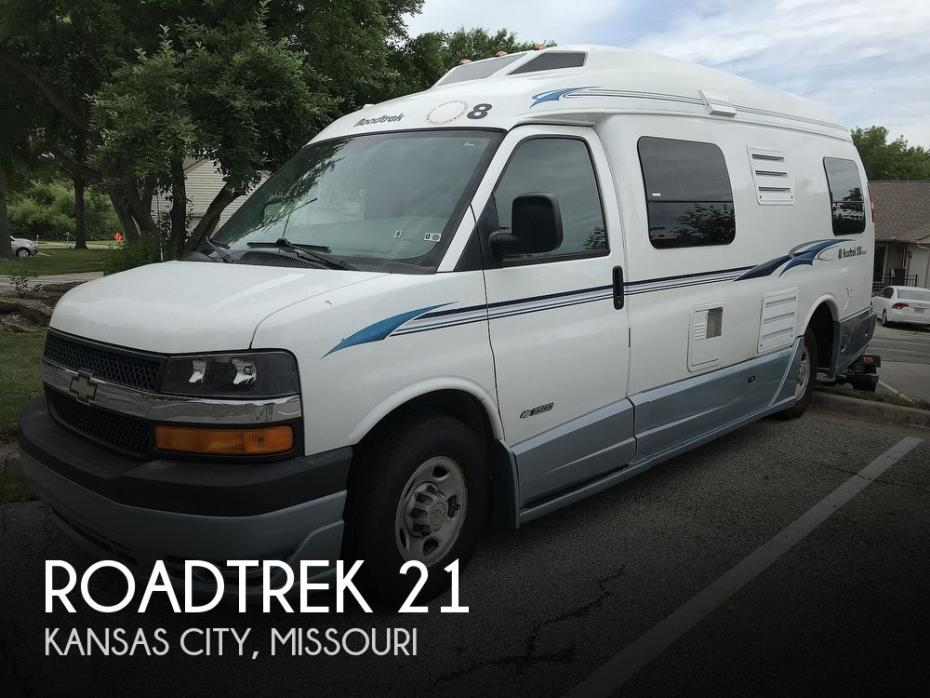 2005 Roadtrek Roadtrek 210 Popular