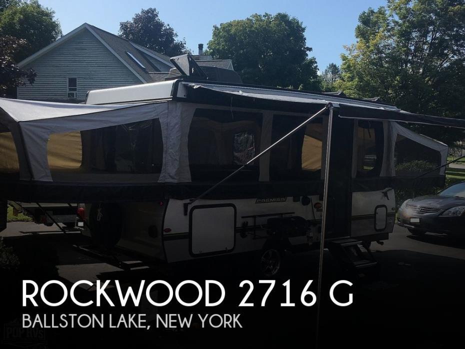 2020 Forest River Rockwood 2716 G
