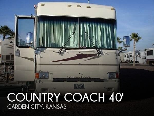 2001 Country Coach Country Coach Intrigue 40