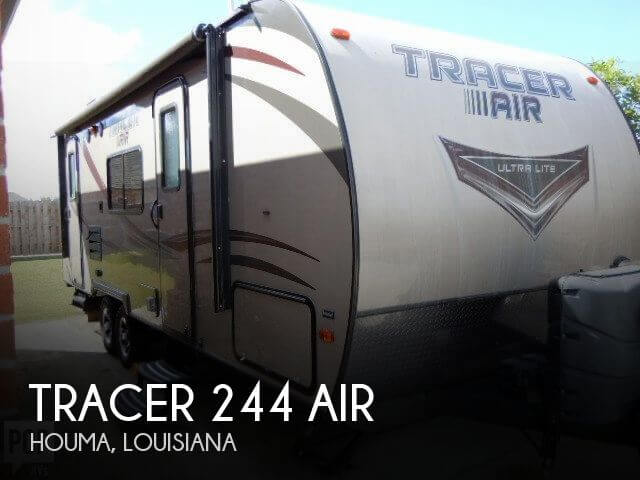 2015 Forest River Tracer 244 Air
