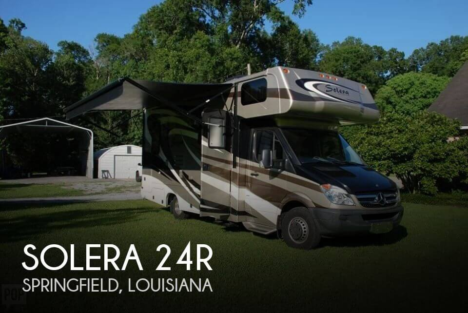 2013 Forest River Solera 24R