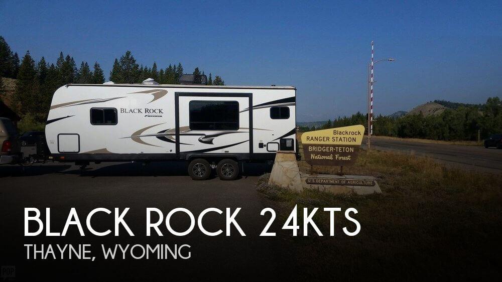 2017 Outdoors RV Black Rock 24KTS