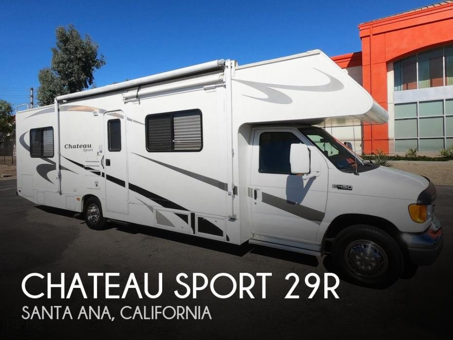 2006 Four Winds Chateau Sport 29R