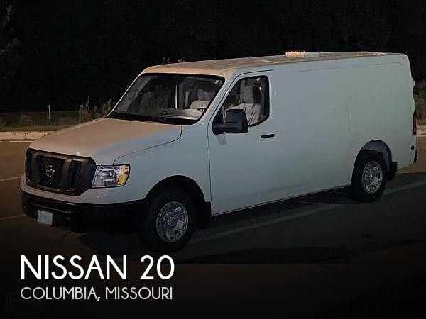 2018 Nissan NV 1500 SV