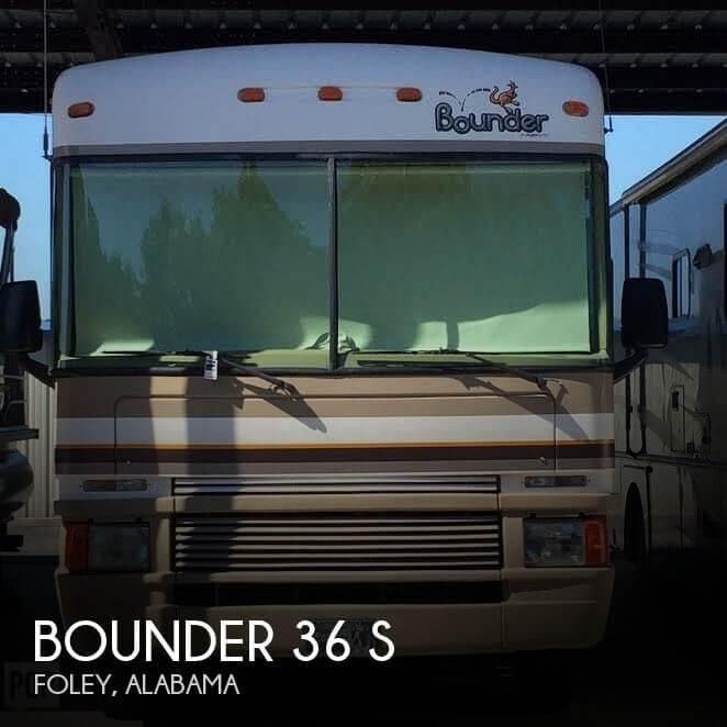 1999 Fleetwood Bounder 36 S
