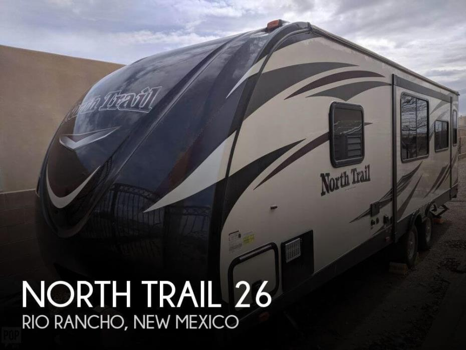 2016 Heartland North Trail 26LRSS Northern