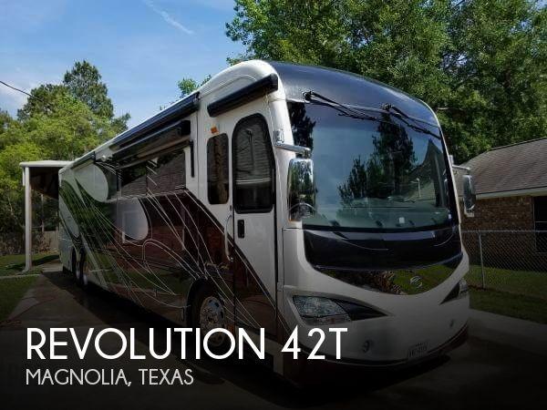2016 American Coach Revolution 42T