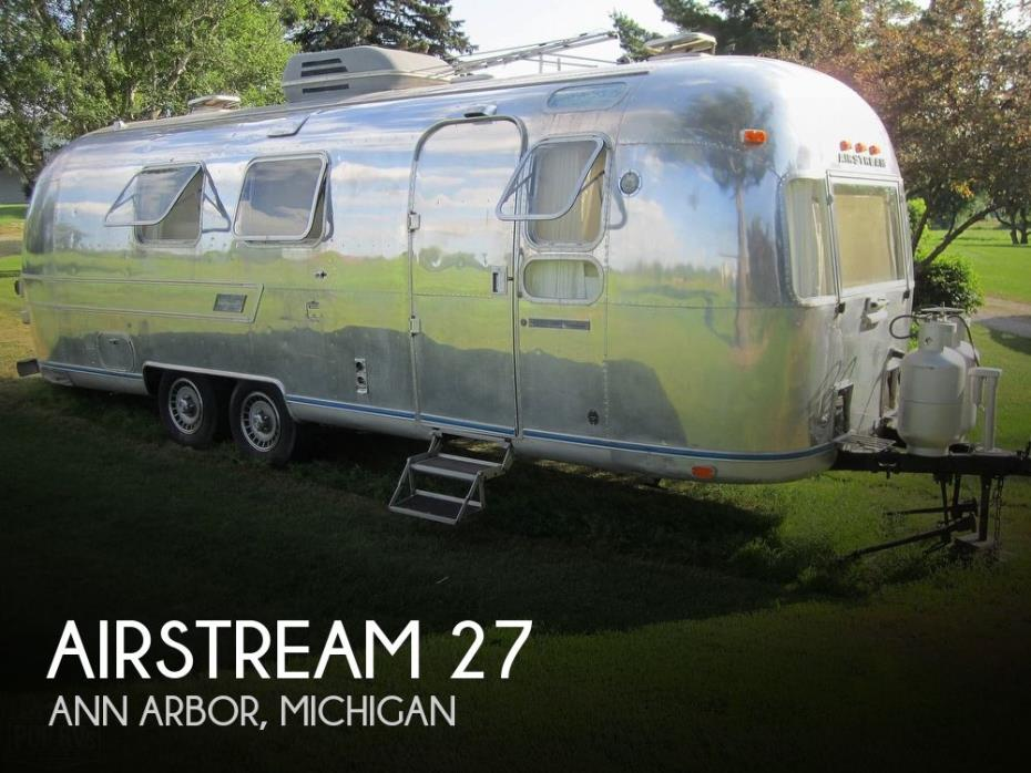 1977 Airstream Land Yacht Overlander Double 27