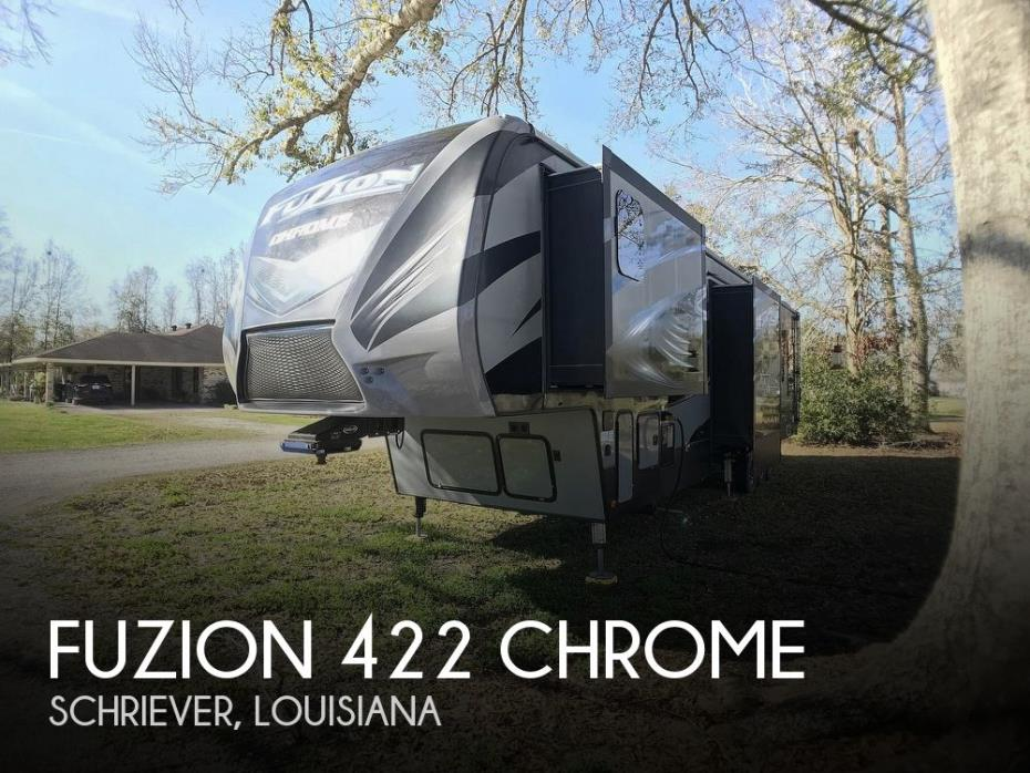 2017 Keystone Fuzion 422 Chrome