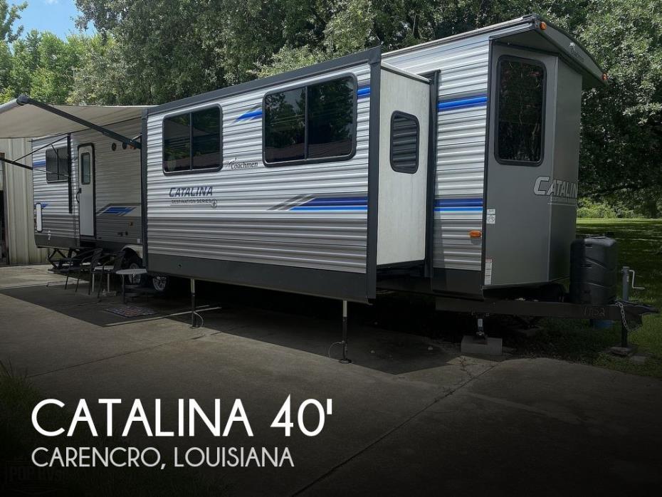 2020 Coachmen Catalina Destination