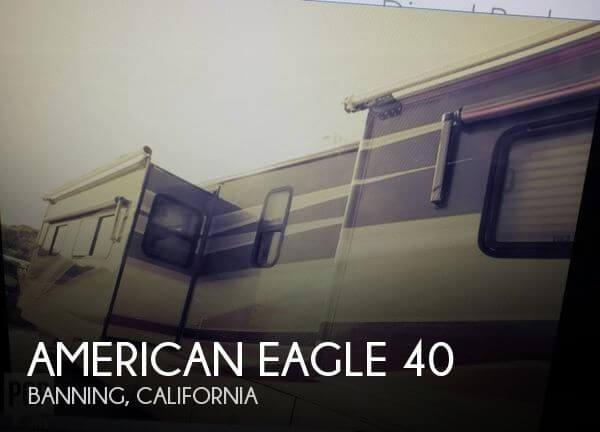 2003 American Coach American Eagle 40M
