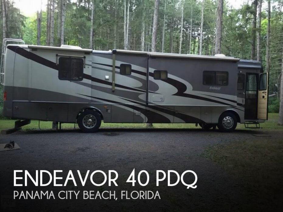 2006 Holiday Rambler Endeavor 40 PDQ