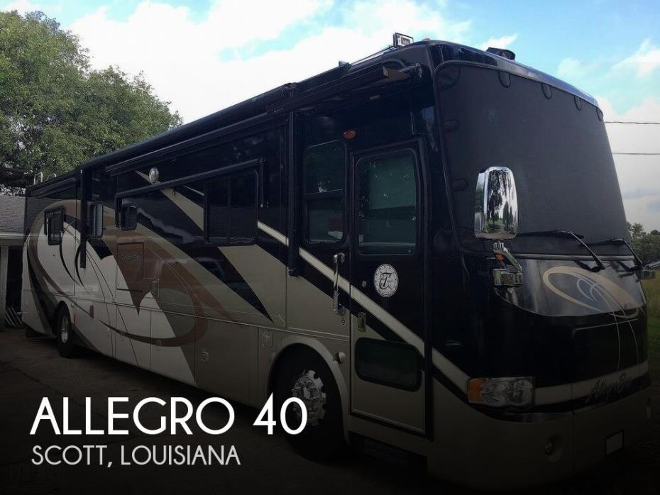 2008 Tiffin Allegro Bus 40 QDP
