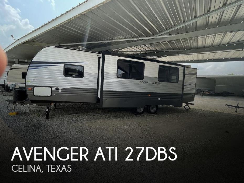 2021 Prime Time Avenger ATI 27DBS