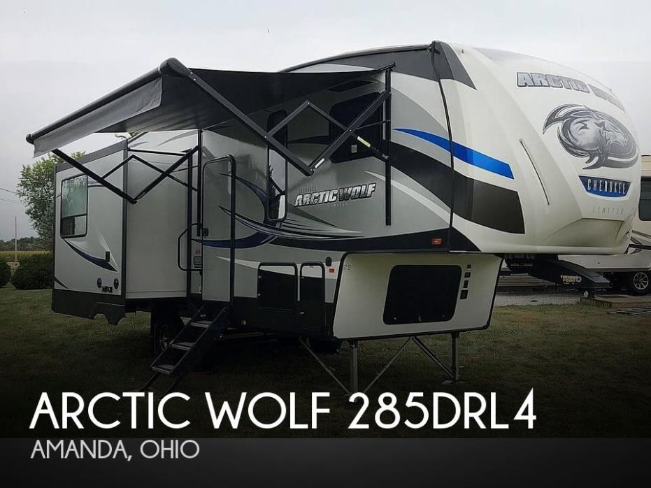 2018 Cherokee Arctic Wolf 285DRL4
