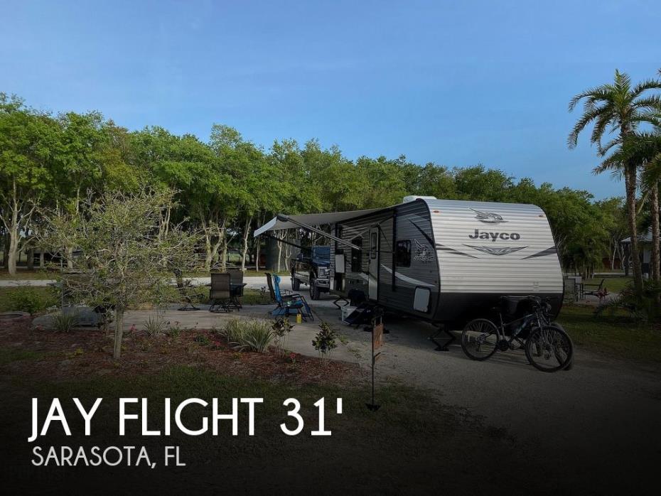 2021 Jayco Jay Flight SLX 8 264BH