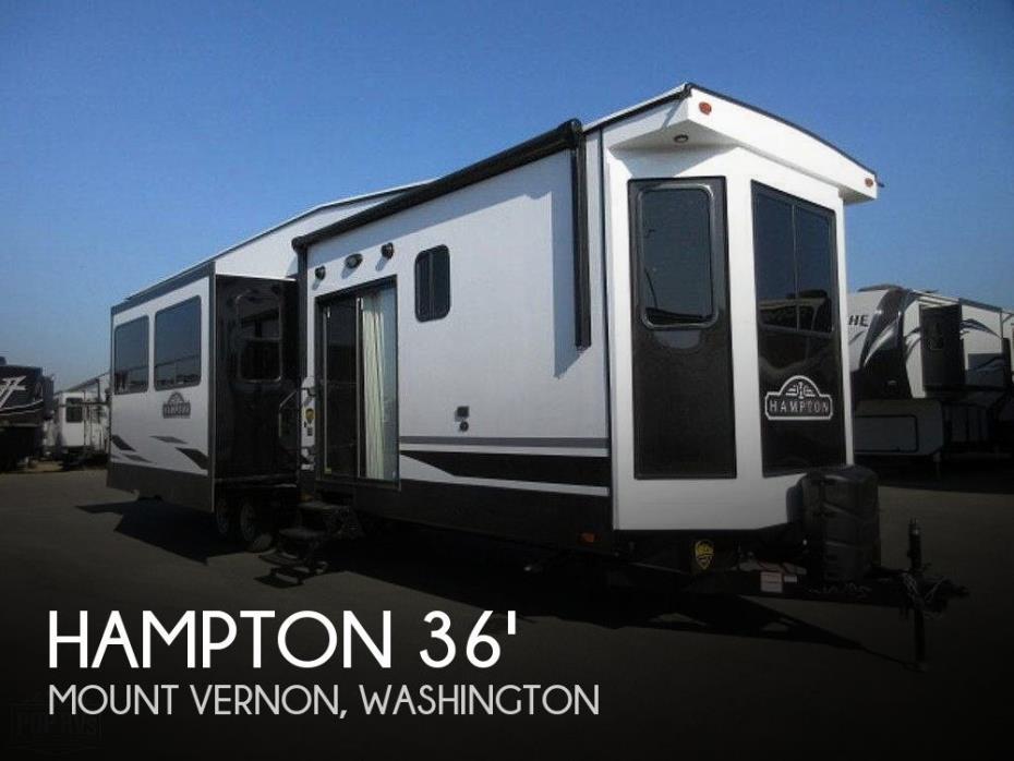 2021 CrossRoads Hampton Destination 364MBL