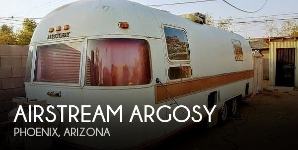1978 Airstream Airstream Argosy