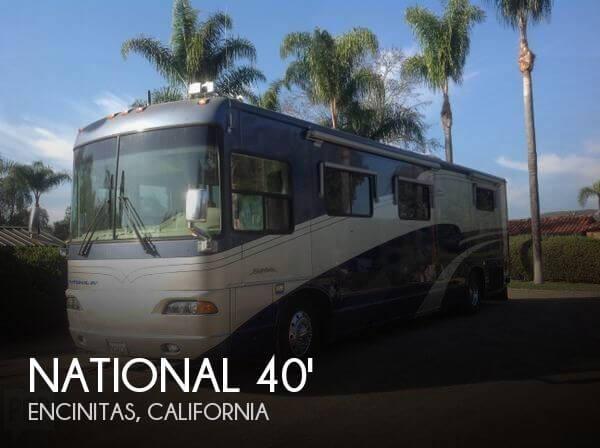 2003 National RV Islander 9402 Country Coach
