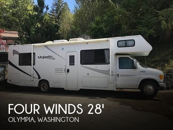 2005 Thor Motor Coach Four Winds Majestic M28-a