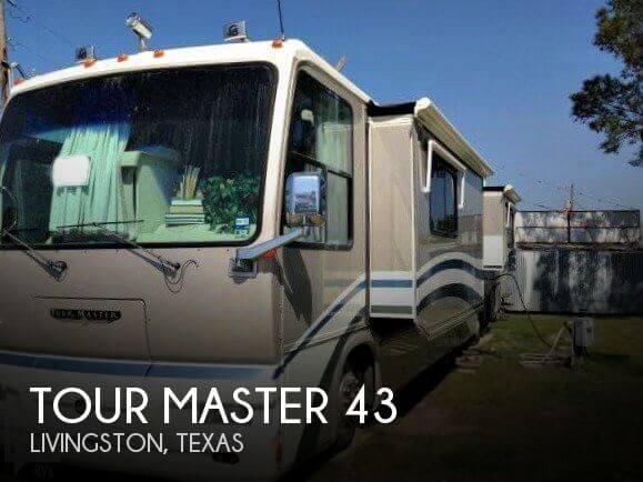1999 Gulf Stream Tour Master 43