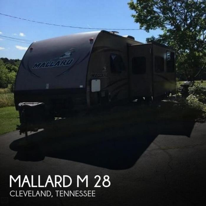 2015 Heartland Mallard M 28, 0