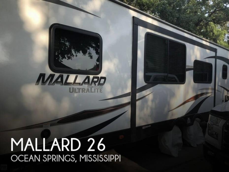 2017 Heartland Mallard 26