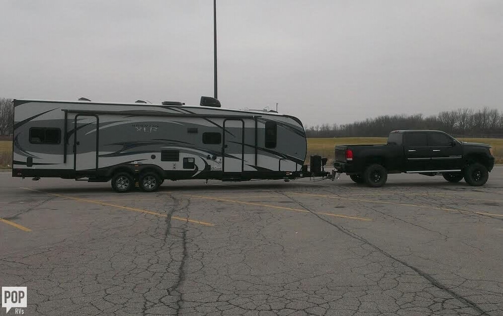 2015 Hyperlite (by Forest River) 29HFS, 1