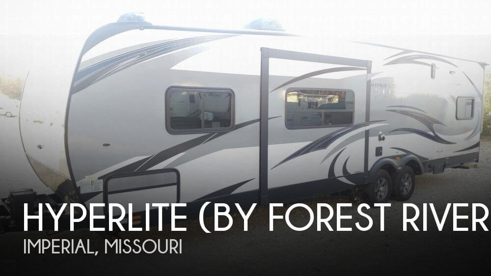 2015 Hyperlite (by Forest River) 29HFS