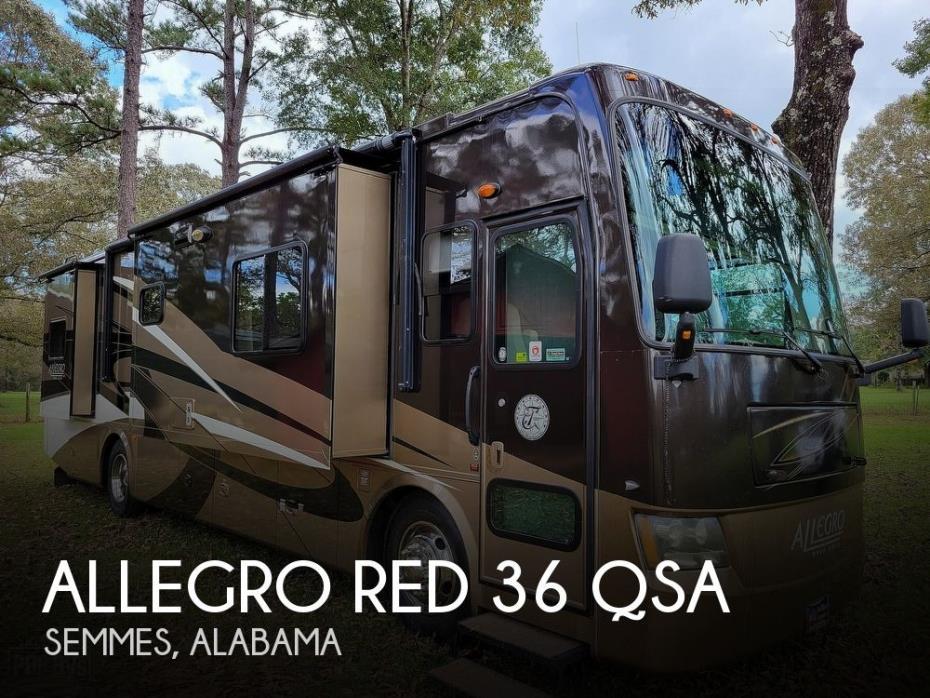 2010 Tiffin Allegro RED 36 QSA