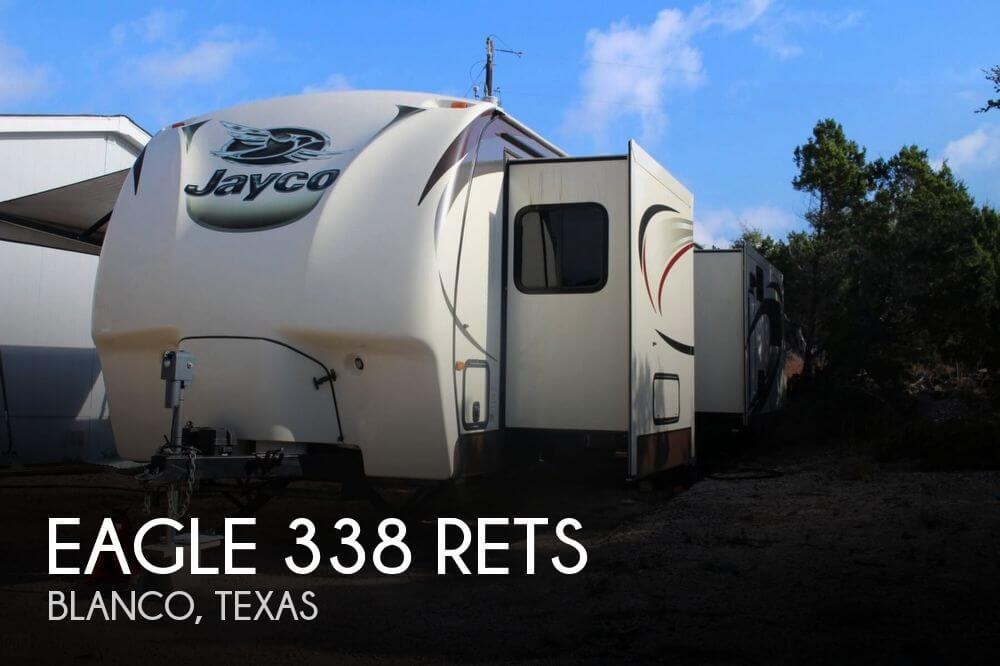 2015 Jayco Eagle 338 RETS