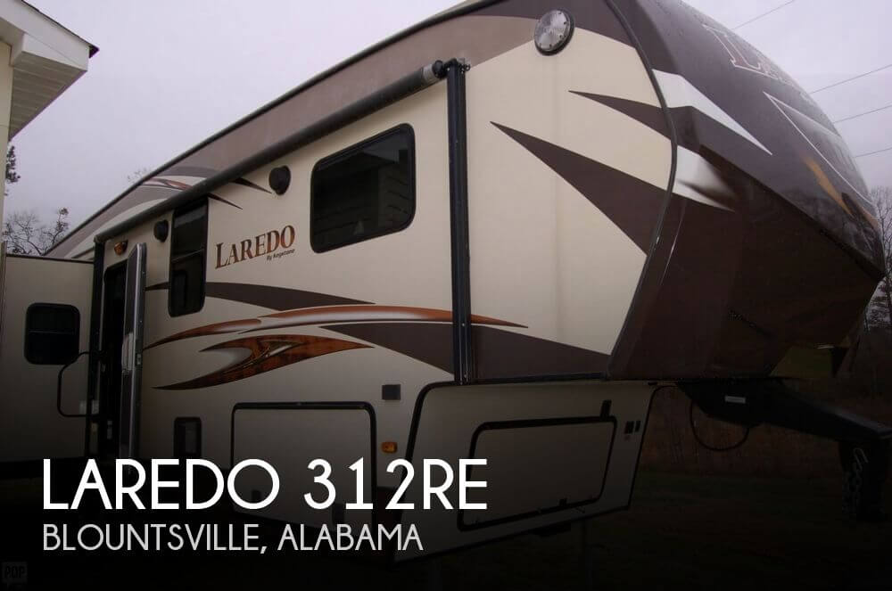 2014 Keystone Laredo 312RE