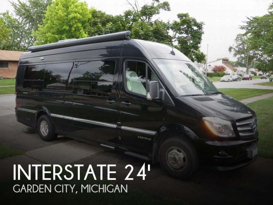 2015 Airstream Interstate 24 Grand Tour